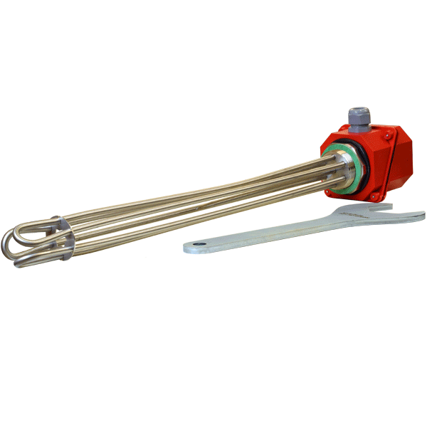 Immersion heaters oil