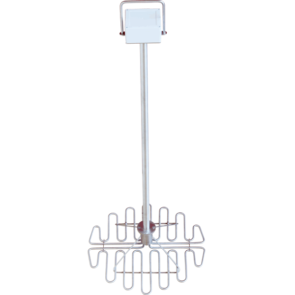 Drum immersion heater